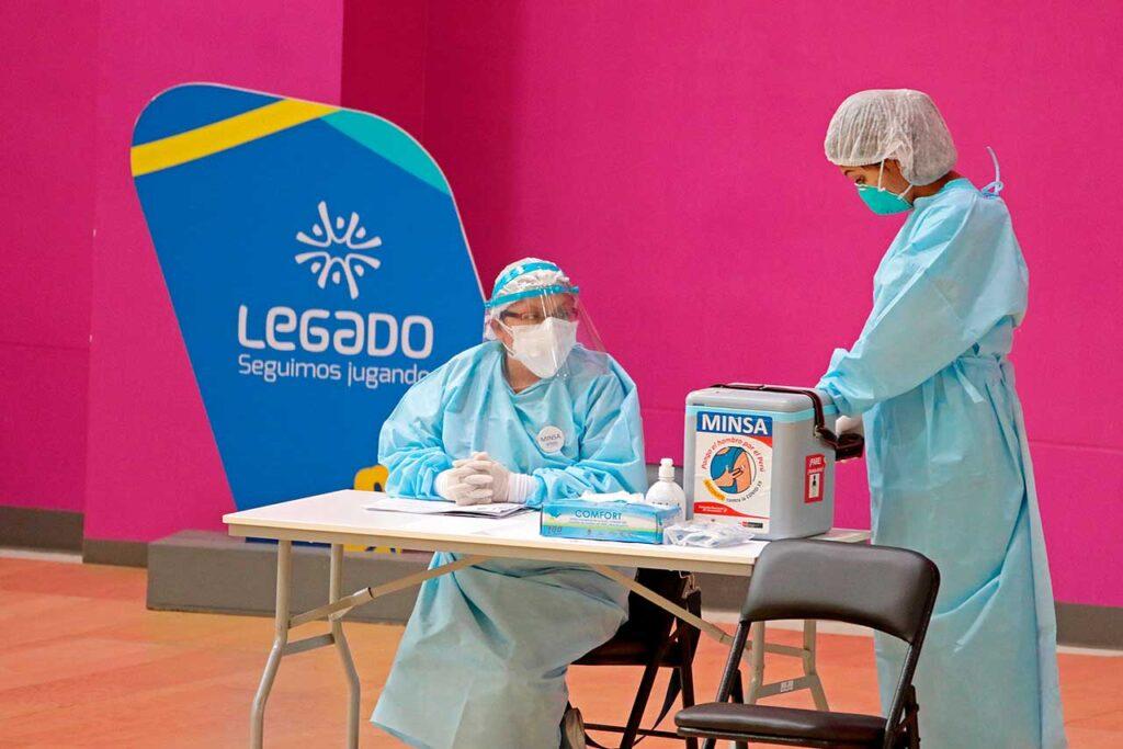 Conoce las sedes de los Juegos Panamericanos que serán centros de vacunación