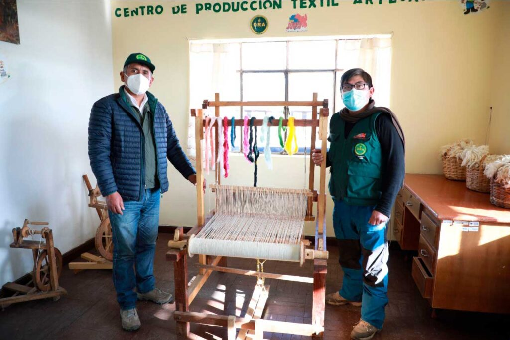 En Junín instalan centro de transformación e interpretación cultural