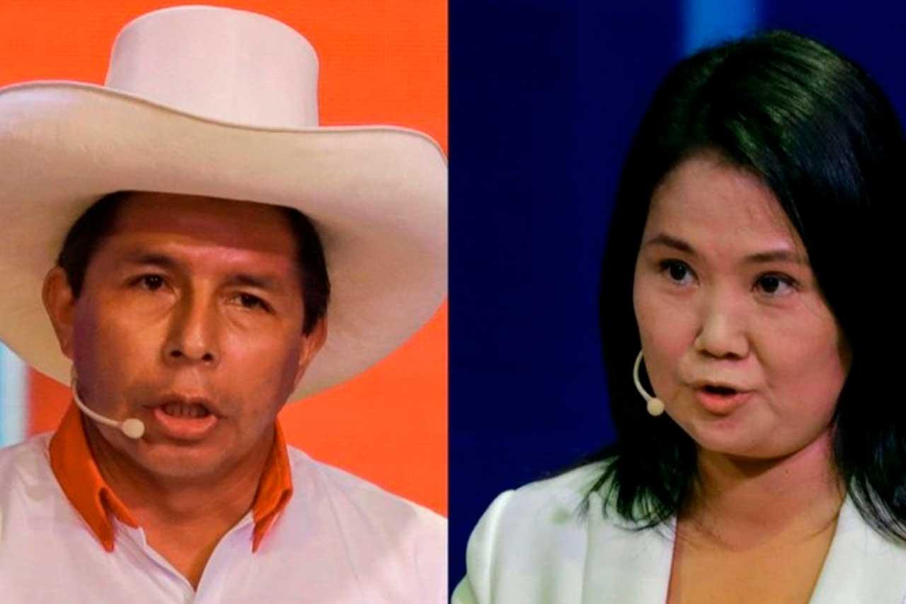 ¿Qué plantean Pedro Castillo y Keiko Fujimori con respecto a los tratados internacionales?
