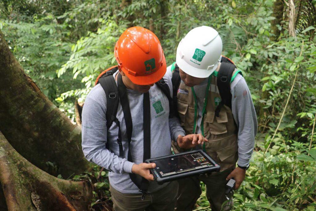 Nuevas tecnologías para una gestión sostenible de los bosques