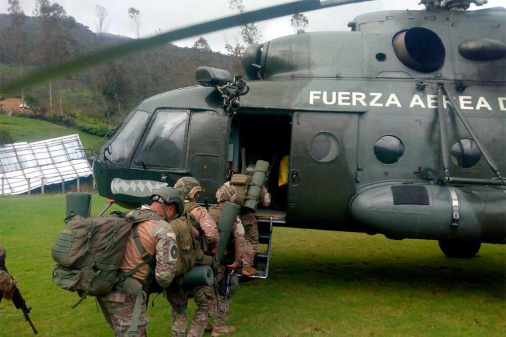 La Trigésima primera brigada de infantería culmina operaciones de resguardo del proceso electoral