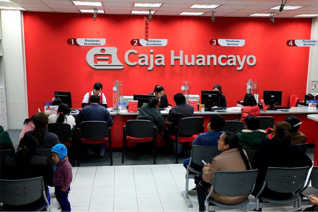 Caja Huancayo habilita el Retiro del 100% de la CTS