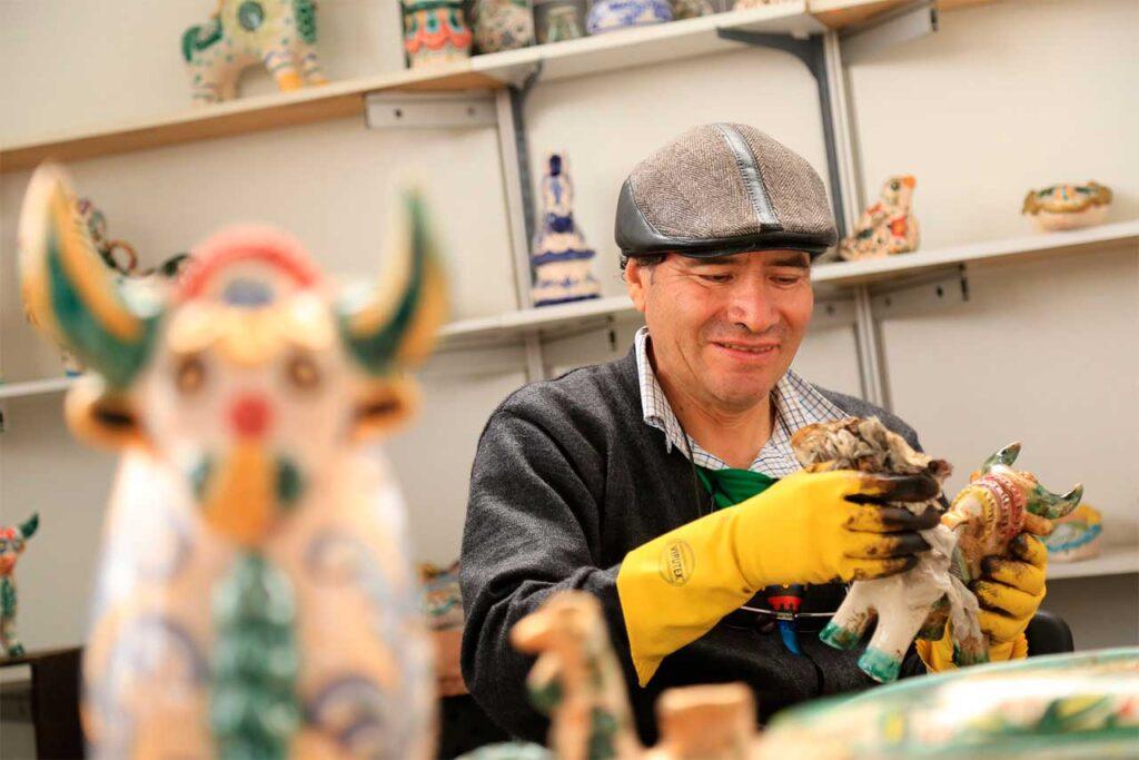 """Mincetur presenta """"Somos Artesanía"""" para apoyar en la reactivación económica de artesanos"""