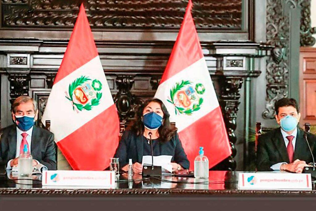 PCM: Número de fallecidos por COVID-19 en el Perú supera las 180,000 personas