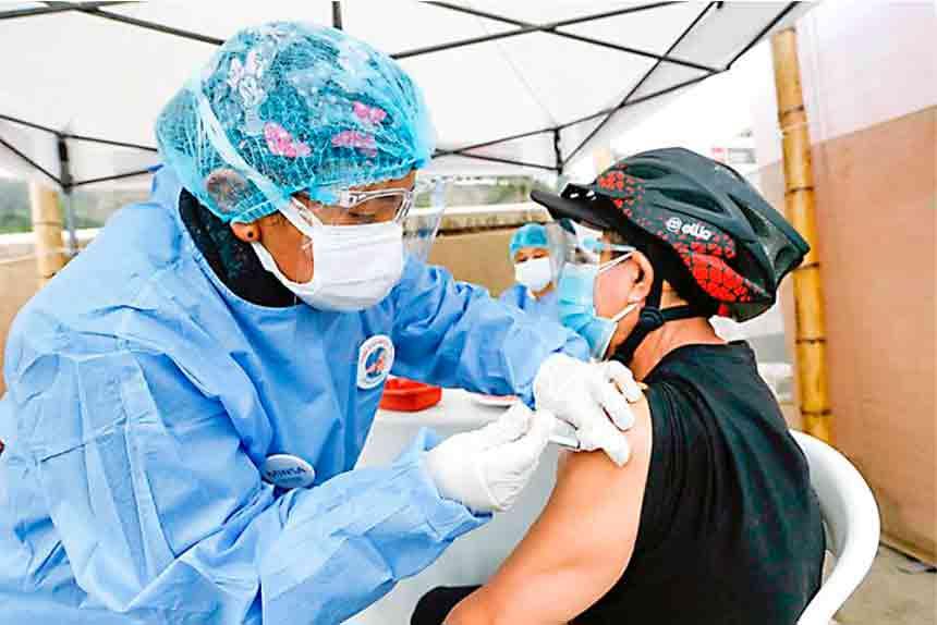 COVID-19: Vacunación para adultos de 47 a 49 años empezará el 10 de julio