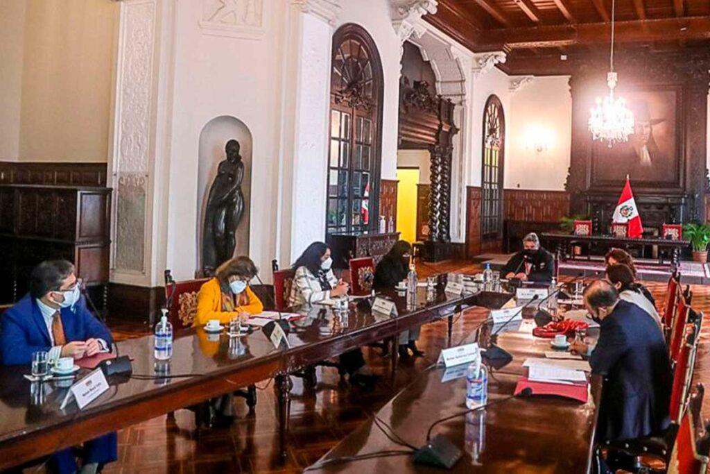 Consejo de Estado reafirma su compromiso con la democracia y el respeto a los órganos electorales
