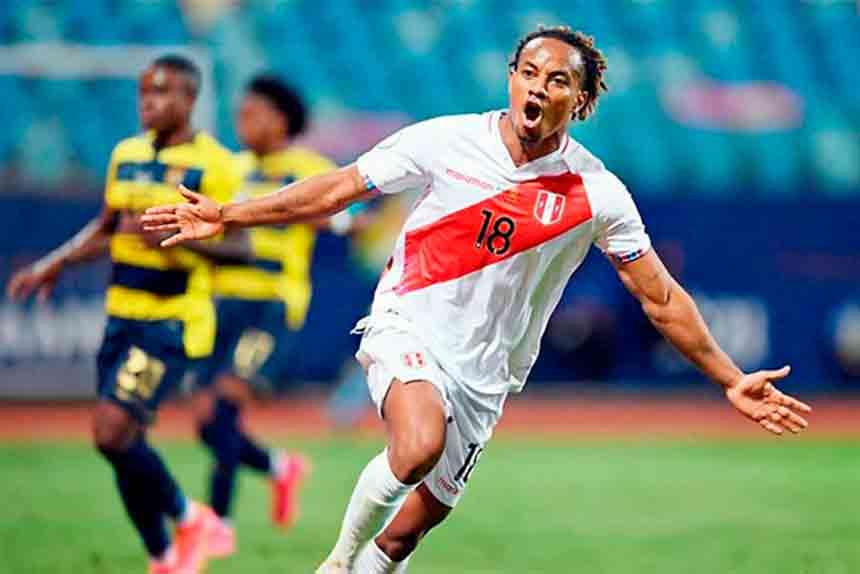 Copa América: Perú buscará hoy su pase a los cuartos ante Venezuela
