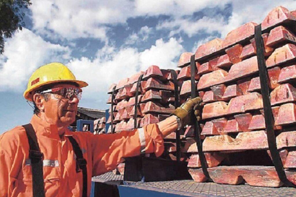 Exportaciones mineras crecieron 49% en los primeros cuatros meses del 2021