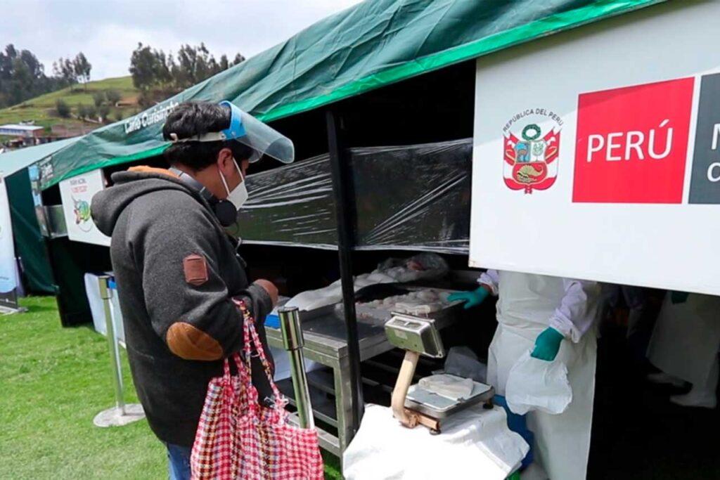 En El Tambo ofertaran 5 toneladas de pescado por el Día del Padre (VIDEO)