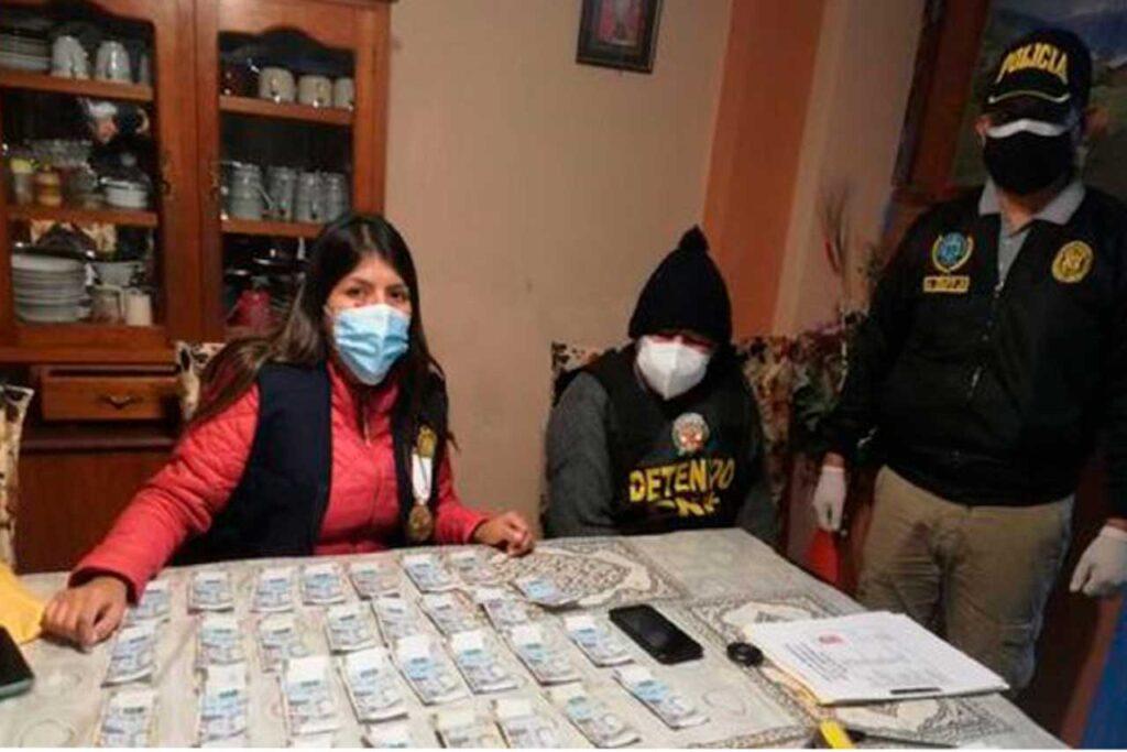 Los Dinámicos del Centro malversaron medio millón de soles de la DRTC (VIDEOS)