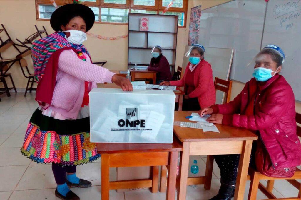 Elecciones 2021: Este es el nuevo horario del voto escalonado según el último dígito del DNI