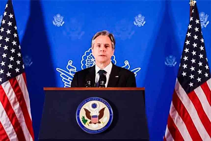 """EE.UU. felicita a Castillo y confía en un """"exitoso"""" traspaso de poder en Perú"""