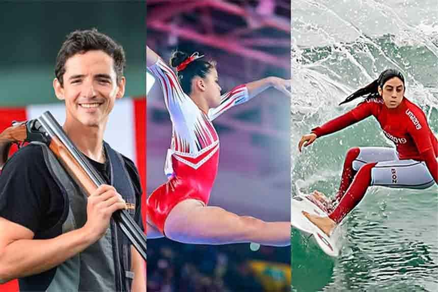 Los deportistas esperan ilusionados el comienzo de los juegos Tokio 2020