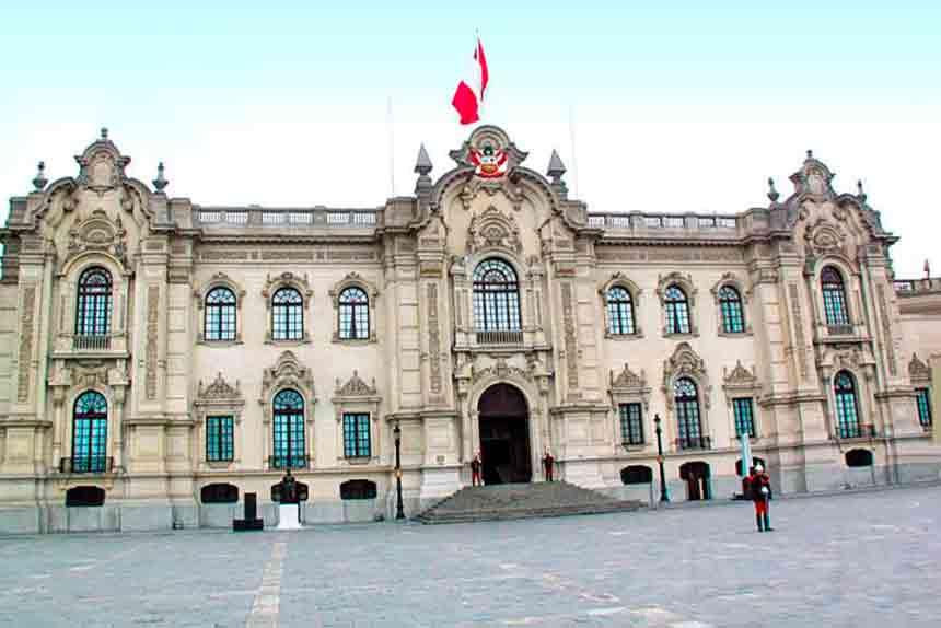 Pedro Castillo: No gobernaré desde Palacio de Gobierno
