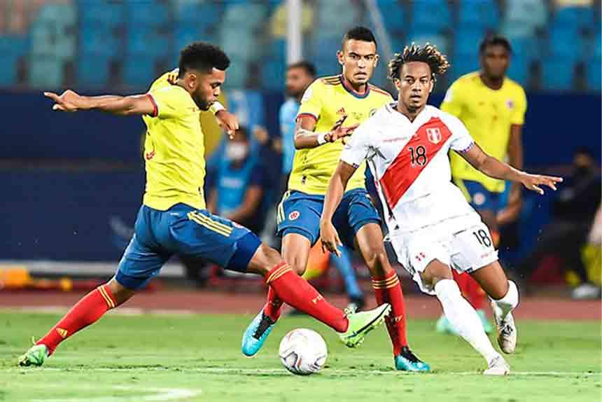 Perú enfrenta hoy a Colombia por el tercer lugar de la Copa América