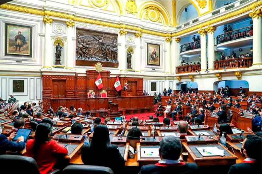 Presidente Castillo: Tenemos que desterrar la corrupción y sancionarla con firmeza