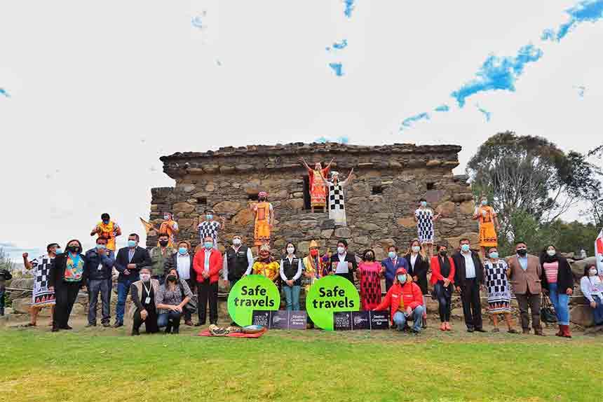 Reactivación del turismo: 446 atractivos del Perú cuentan con el sello Safe Travels