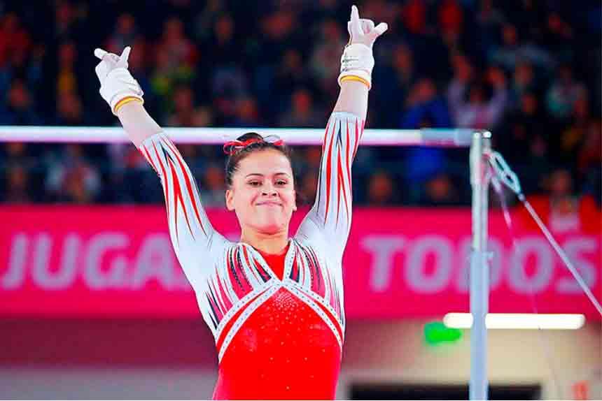 Tokio 2020: Gimnasta Ariana Orrego apunta a una medalla para el Perú en los Juegos Olímpicos