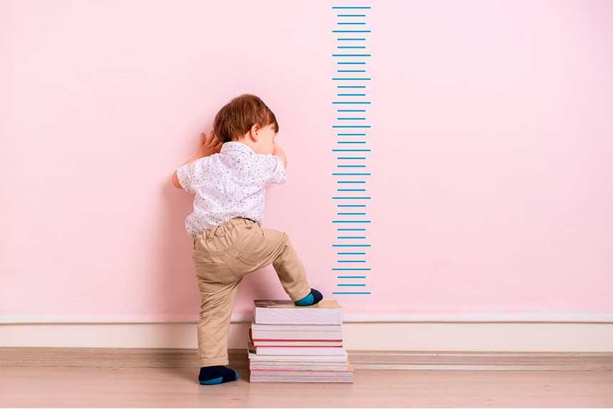 Expertos advierten alteraciones en el crecimiento infantil