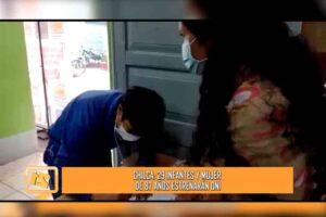 Chilca: 29 infantes y mujer de 87 años tendrán por primera vez su DNI (VIDEO)