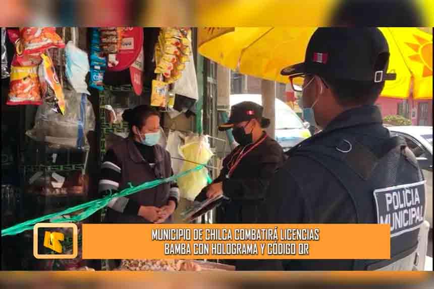 Chilca: Implementa novedoso sistema que combatirá la falsificación de licencias (VIDEO)